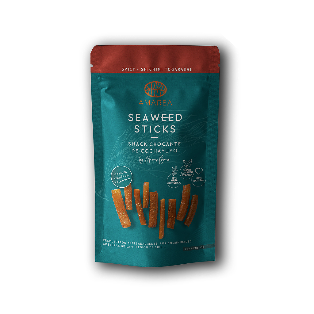 SEAWEED STICKS SPICY
